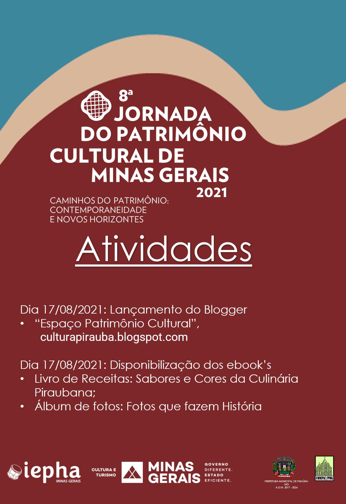 Jornada do Patrimônio Cultural de Minas Gerais